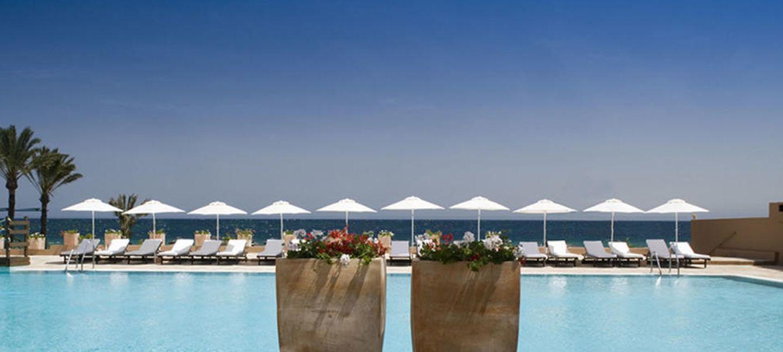 Foto: Imagen del hotel Guadalmina, adquirido por Hispania