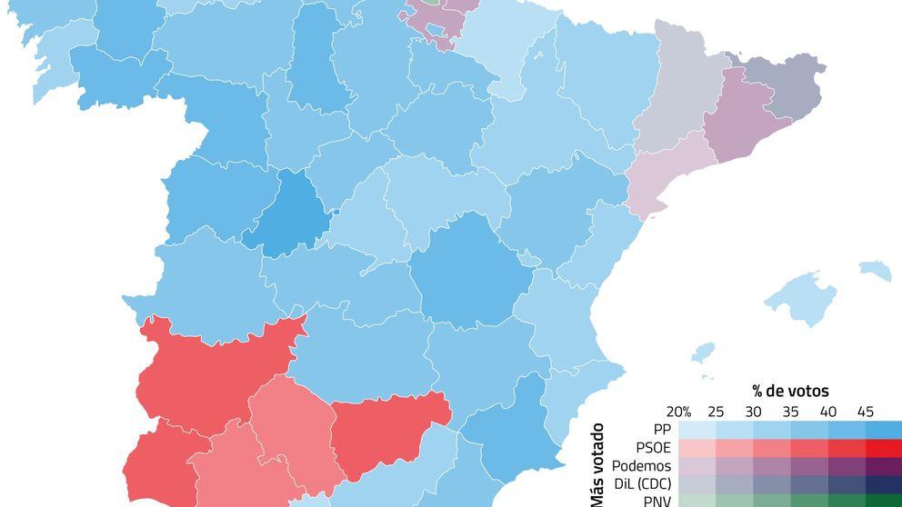 Resultado electoral, participación y anécdotas: las claves de la jornada