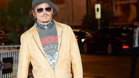 Johnny Depp, un roquero en San Sebastián tras su juicio más polémico