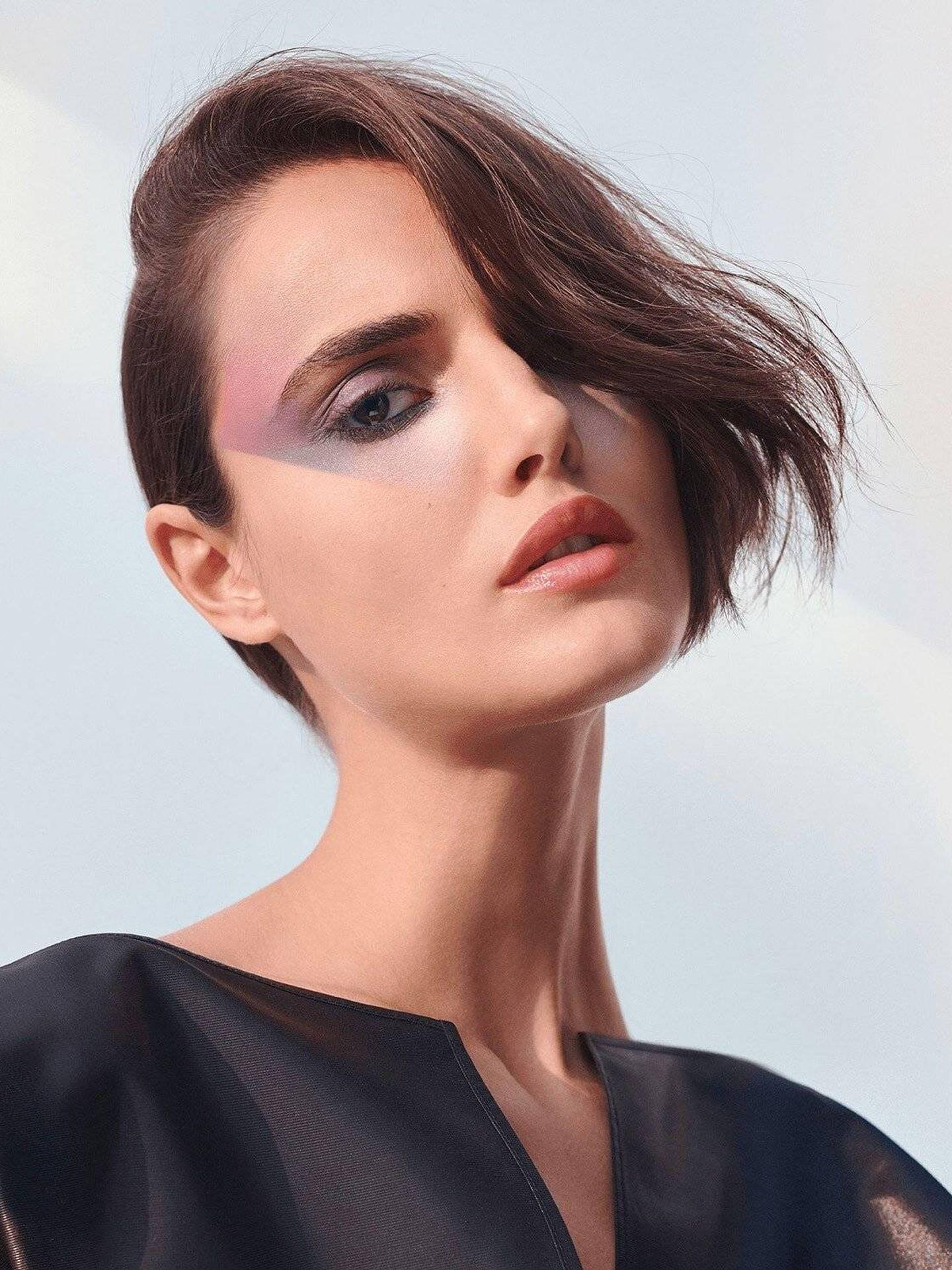 Blanca Padilla para Givenchy. (Cortesía)