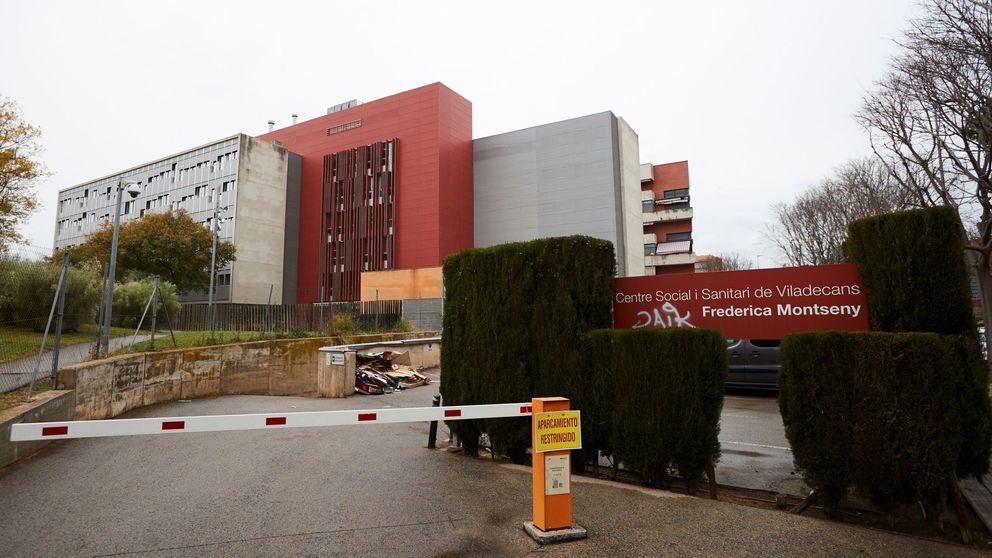 Más de 30 positivos por coronavirus en el Hospital de Viladecans, que necesita material