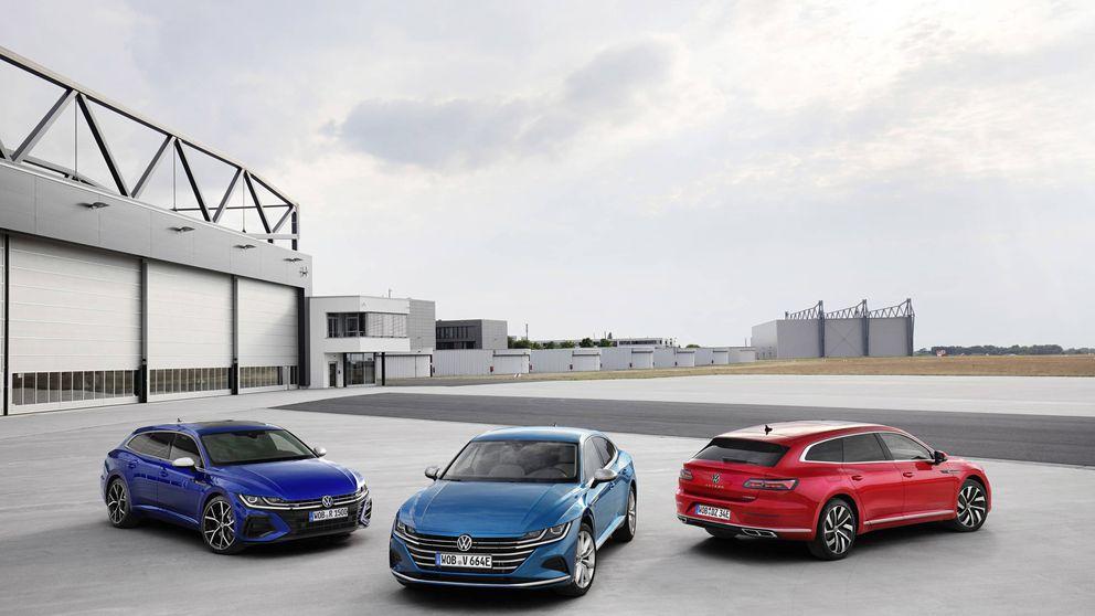 La deportividad manda en el nuevo (y familiar) Volkswagen Arteon