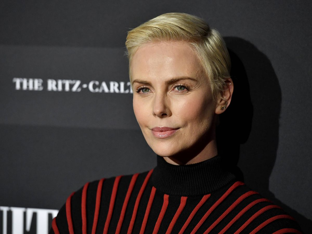 Foto: Charlize Theron, en 2020. (Getty)