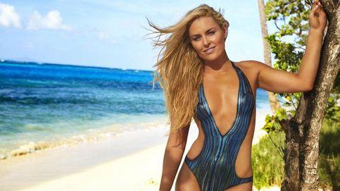 La esquiadora Lindsey Vonn se entrena desnuda para 'Sport Illustrated'