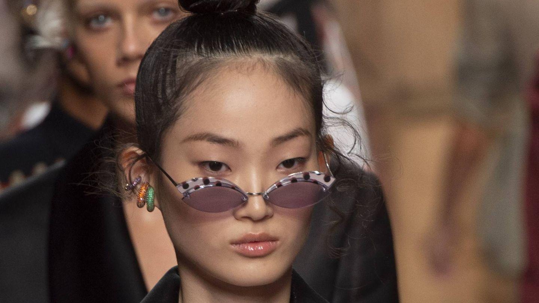 Desfile Fendi en la Milan Fashion Show.  (Cordon Press)