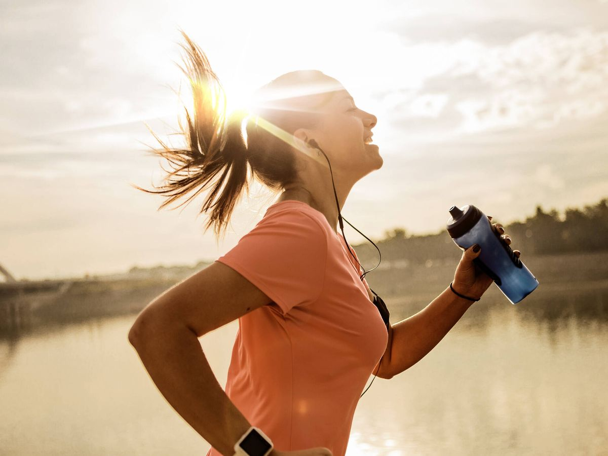 Foto: El running es uno de los deportes ideales para adelgazar (iStock)