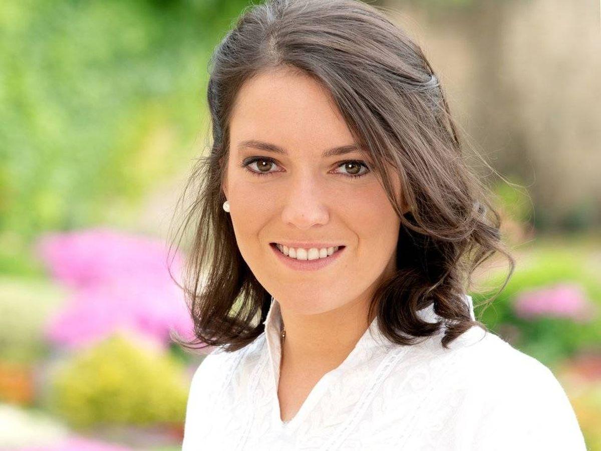 Foto: Alexandra de Luxemburgo. (Lola Velasco / Casa Gran Ducal)