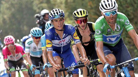 Mas aparca su sublevación para ayudar a Valverde a ganar su ansiado arcoíris