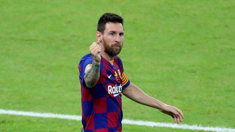 El otro 'melón' del polémico biógrafo de la reina Letizia: Leo Messi y su familia