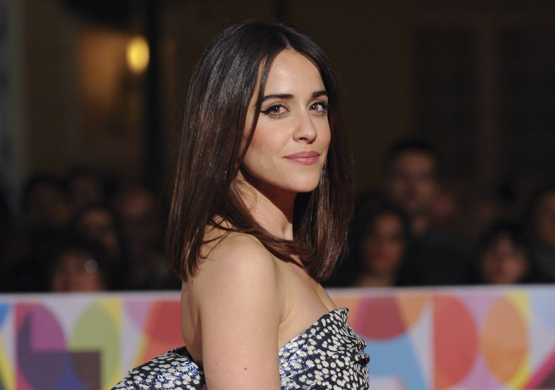 Macarena García en el Festival de Cine de Málaga. (Getty)