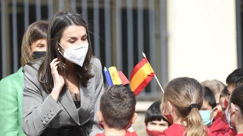 Letizia, friolera en Andorra: el gesto de la Reina para enfrentarse a las bajas temperaturas