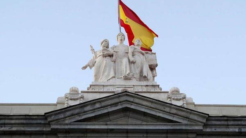 Tribunal Supremo en Madrid. (EFE)