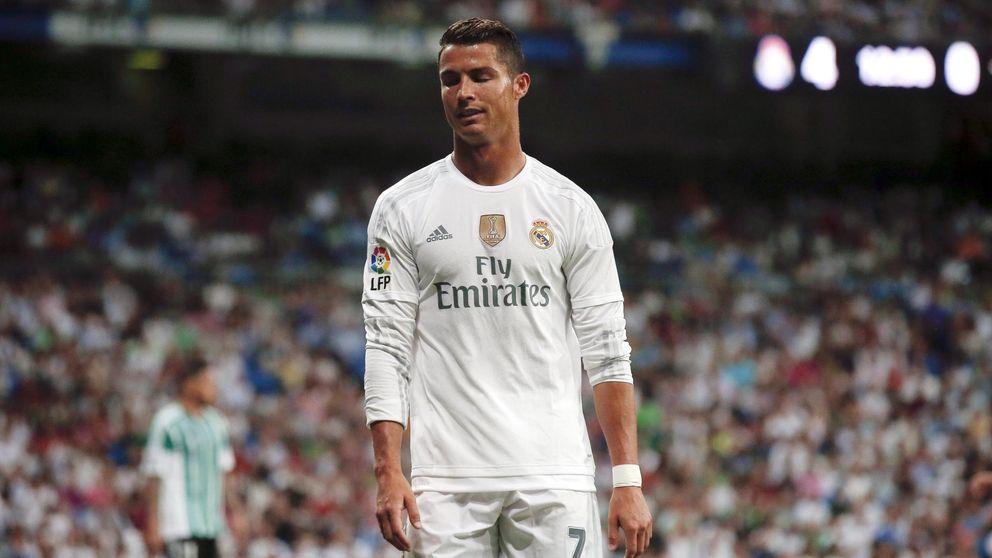 Activar a Cristiano Ronaldo es básico para descargar de tensión el ambiente