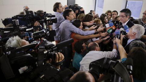 Los críticos 'ganan' a Sánchez en la reunión del grupo parlamentario