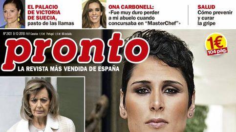 El peor momento de Rosa López y el fantasma de Jesús Aguirre