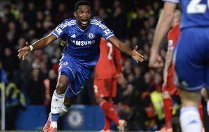 El Chelsea noquea al Liverpool y encoge la cabeza de la Premier