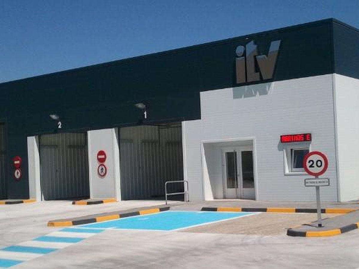 Foto: ITV del Grupo Itevelesa en Alcorcón.