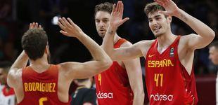Post de Dónde ver el España-Eslovenia de semifinales del EuroBasket: horario y TV