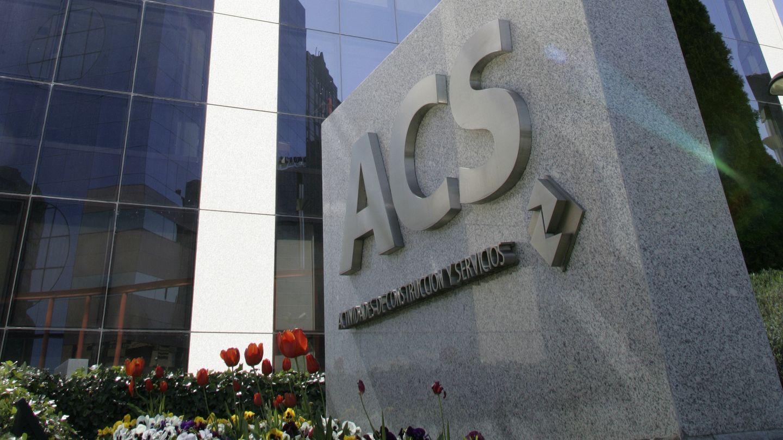 Sede corporativa del Grupo ACS.