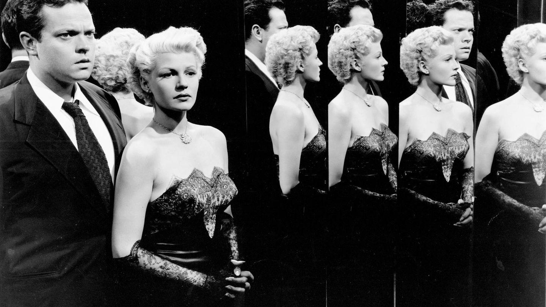 'La dama de Shanghái', de Orson Welles.  (1948)