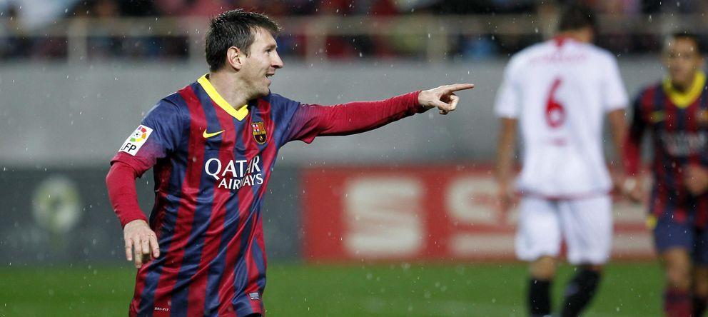 La magia de Leo Messi aparece a tiempo, pero la defensa sigue siendo un tormento
