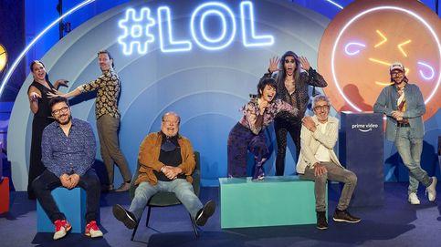'Lol: si te ríes, pierdes' (Amazon): buena idea, grandes cómicos, pero risas limitadas