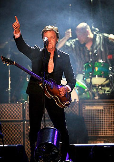 McCartney, contra EMI por la ausencia de The Beatles en iTunes