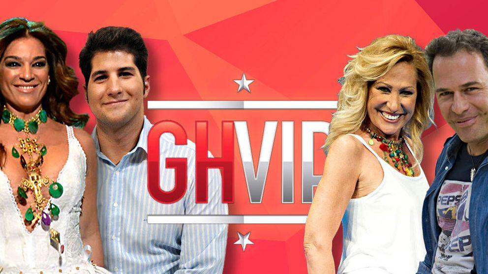 Las nominaciones en 'GH VIP 4': calambres y 'esclavos' los protagonistas