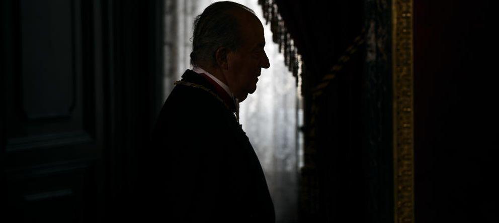 Foto: Fotografía de archivo del Rey Juan Carlos (Gtres)