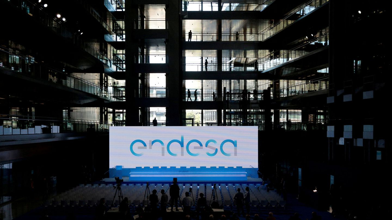 Sede de Endesa en Madrid. (Reuters)