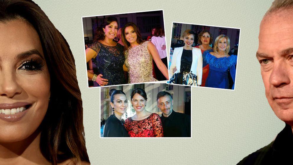 Nos colamos en la gala Global Gift con Eva Longoria y Bertín Osborne