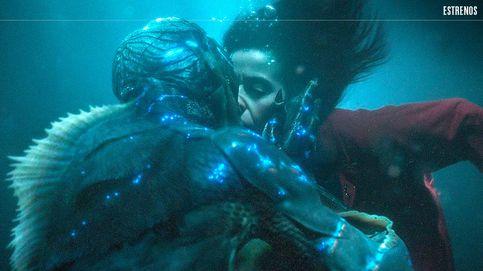 'La forma del agua': un amor monstruoso... y bello