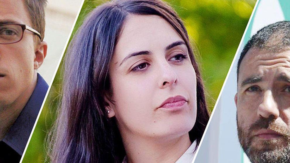 Rita Maestre sustituye a Íñigo Errejón por el número dos de Carmena
