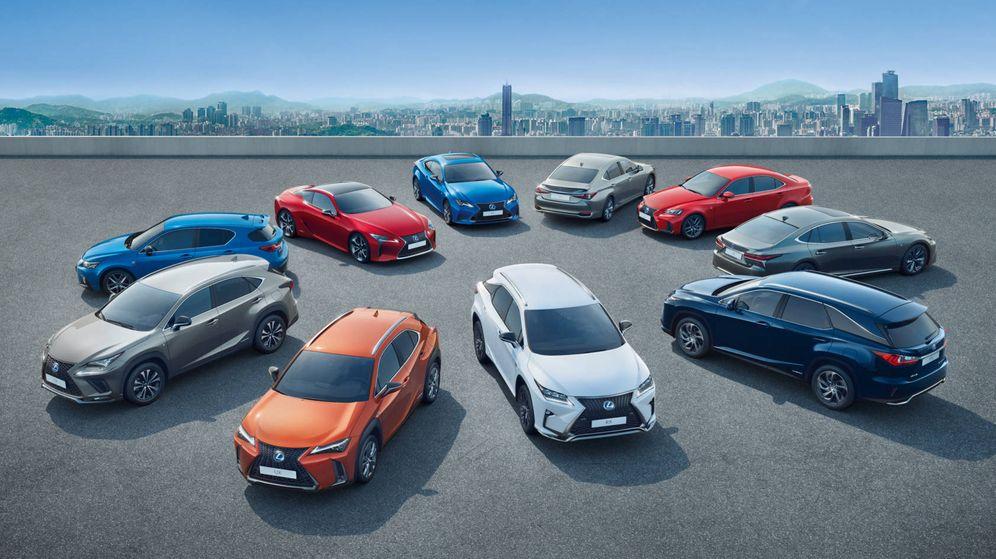 Foto: El servicio Full Drive ya está disponible para toda la gama de Lexus.