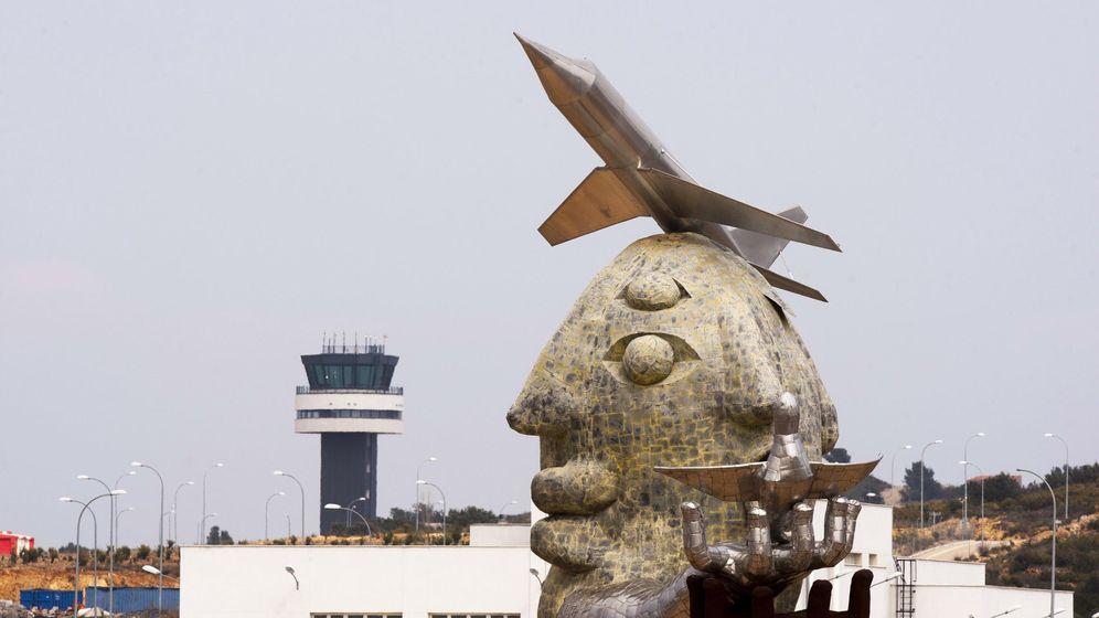 Foto: El Aeropuerto de Castellón registró el año pasado 144.000 pasajeros. (EFE)