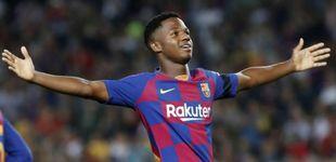 Post de Jorge Mendes huye del Real Madrid y tiene en vilo al Barcelona con Ansu Fati