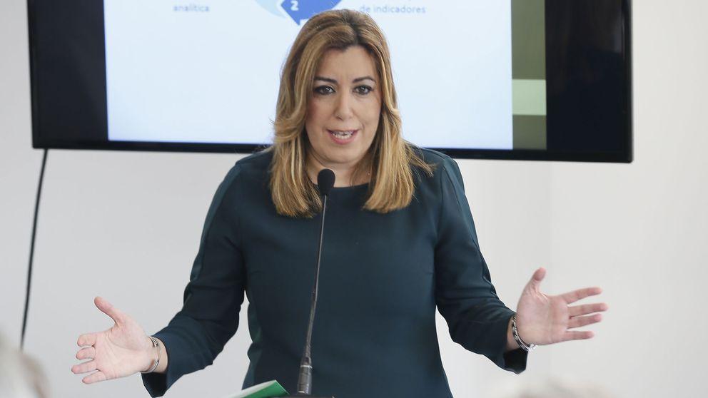 Susana Díaz pide revisar relación con el PSC y cree que hay un choque de legitimidades