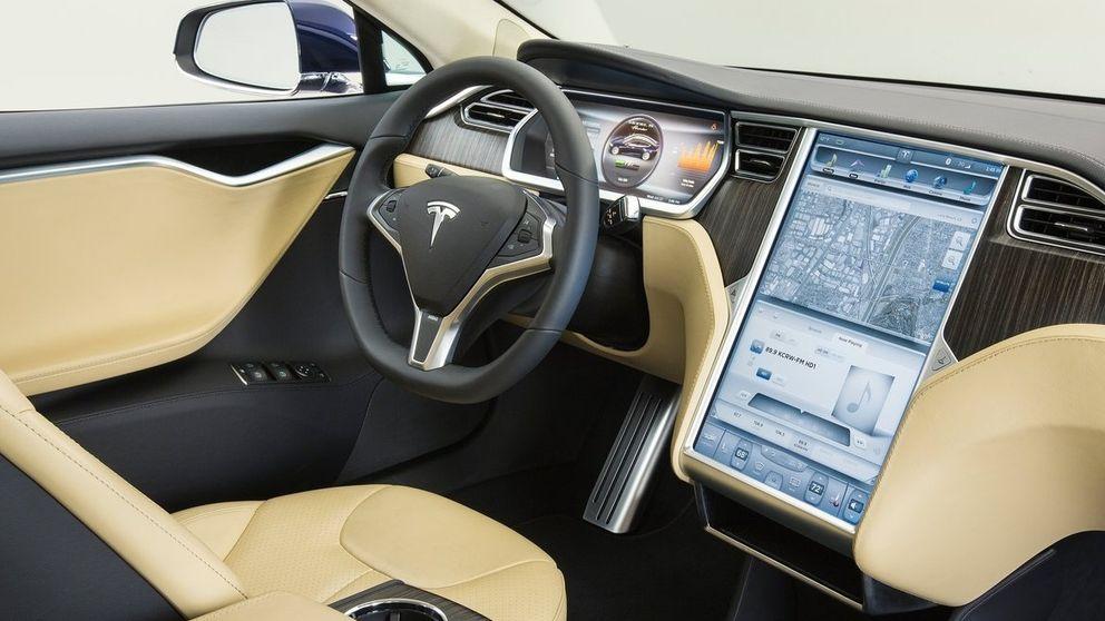 'Hackers' chinos logran vulnerar la seguridad del coche Tesla