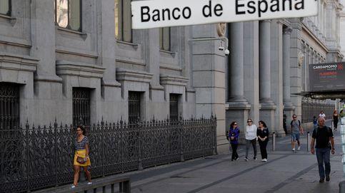 El Banco de España enfría la previsión del Gobierno: el PIB crecerá un 6,8% en 2021