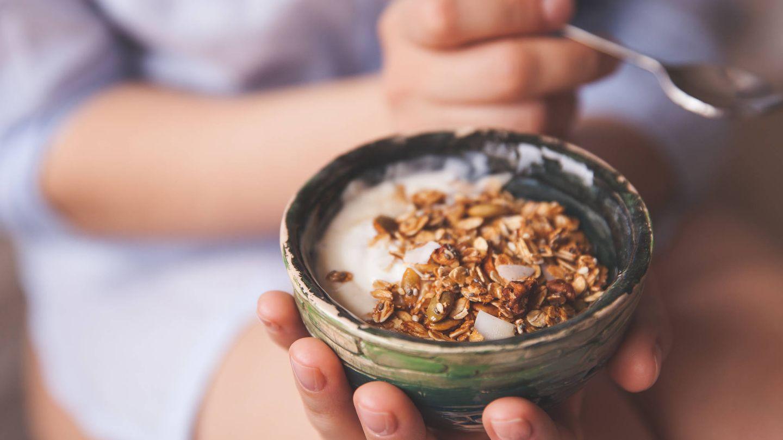 Cereales integrales, gran fuente de fibra (iStock)
