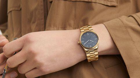 Si tu estilo es minimalista, este reloj de Parfois es tu pareja ideal