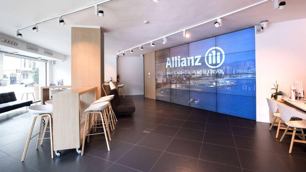 Allianz prepara la compra de multiasistencia para for Oficinas de allianz en madrid