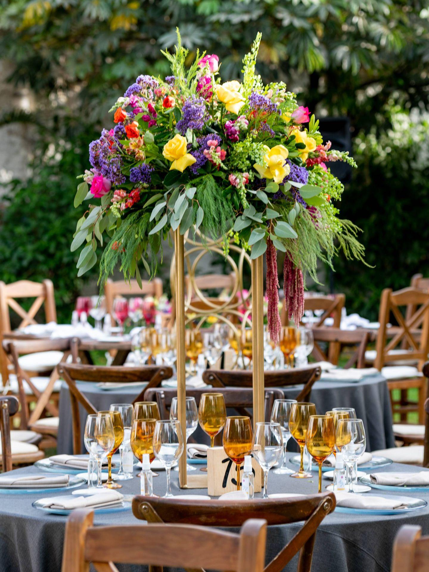 Distribución de las mesas en la boda. (Pablo Lancaster Jones para Unsplash)