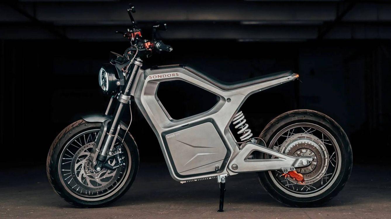 La moto eléctrica que podría pasar por la Tesla Cyberbike