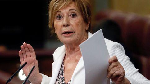 Celia Villalobos dice adiós a la política: del cabreo con su chófer al Candy Crush
