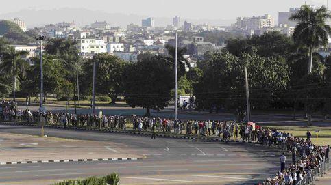 Cuba, entre los chistes de Fidel, el luto cerrado y lo desconocido
