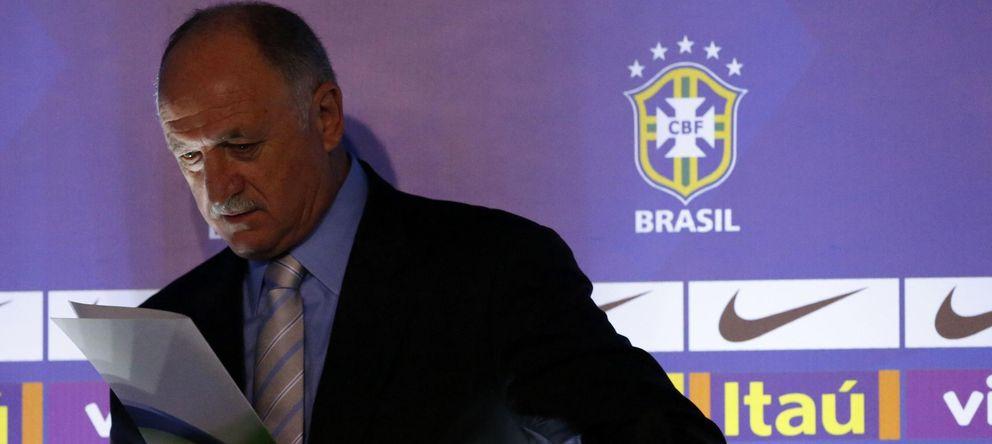 Scolari fulmina a Filipe Luis y Miranda de la lista definitiva para el Mundial del Brasil
