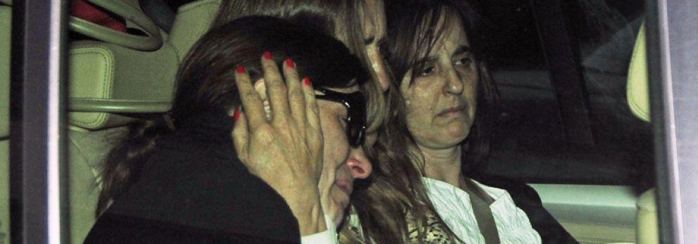 Raquel Sánchez Silva estalla ante las especulaciones sobre la muerte de su marido