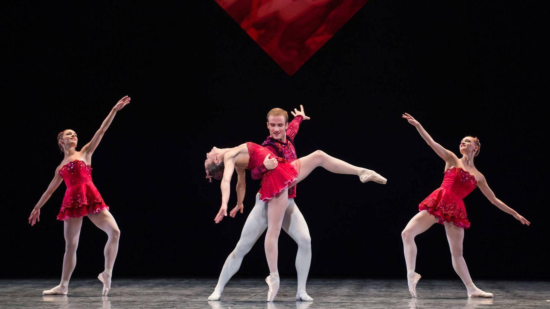 Foto: El Ballet de la Ópera de París regresa al Teatro Real. (Imagen cortesía del Teatro Real)