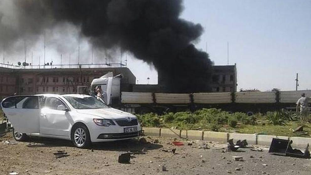 Al menos seis muertos en dos atentados contra dos comisarías en Turquía